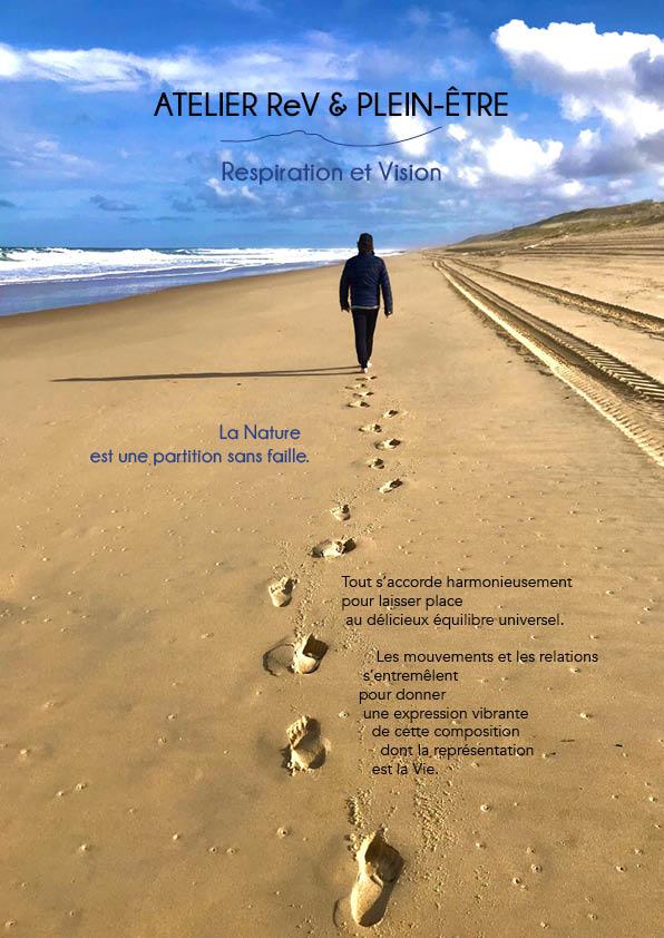 ReV & PLEIN-ÊTRE – LA RESPIRATION & LA VISION POUR SE RECONNECTER À SON PLEIN-ÊTRE